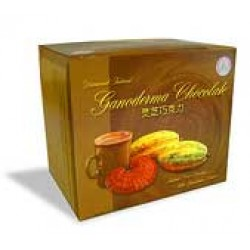 Ganoderma Hot Chocolate